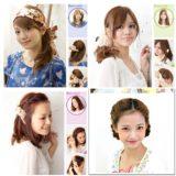 Wonderful DIY 5 Korea hairstyles