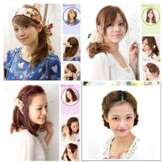 Wonderful DIY 5 Korea hairstyles