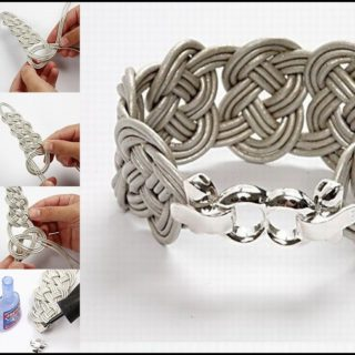 Wonderful DIY cool bracelet