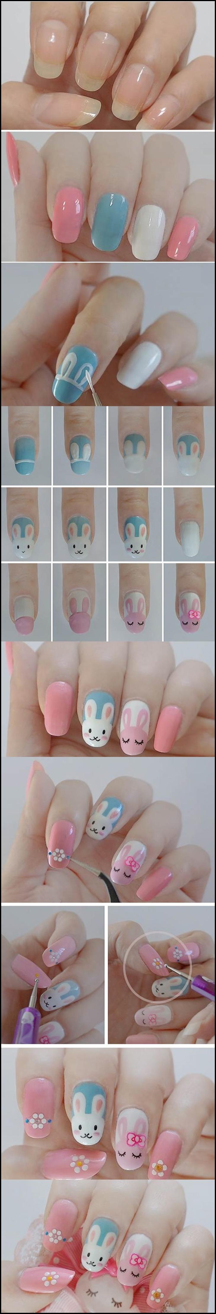 bunny nail m