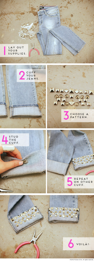 diy-studded-cuff-jeans2-wonderfuldiy