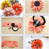 Wonderful DIY beautiful hair band