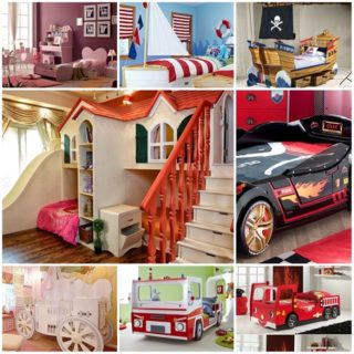 Wonderful kids room