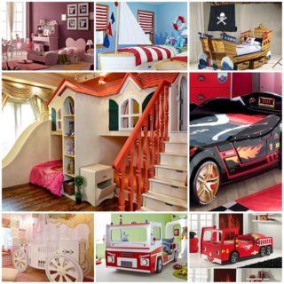 Wonderful kids room