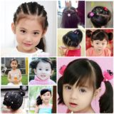26 wonderful hairstyles for little girl