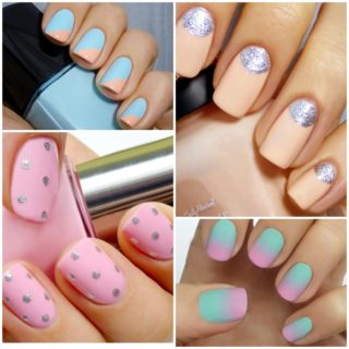 Wonderful DIY 4 nail styles