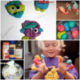 Wonderful DIY Homemade Playdough
