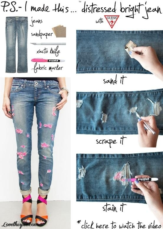 stain-rip-jeans-wonderfuldiy