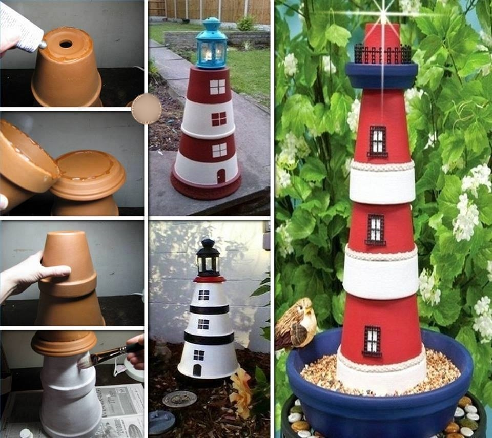 Clay Pot Lighthouse F