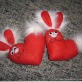 Wonderful DIY Cute Heart Bunny