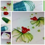 Wonderful DIY  Vegetable Goldfish