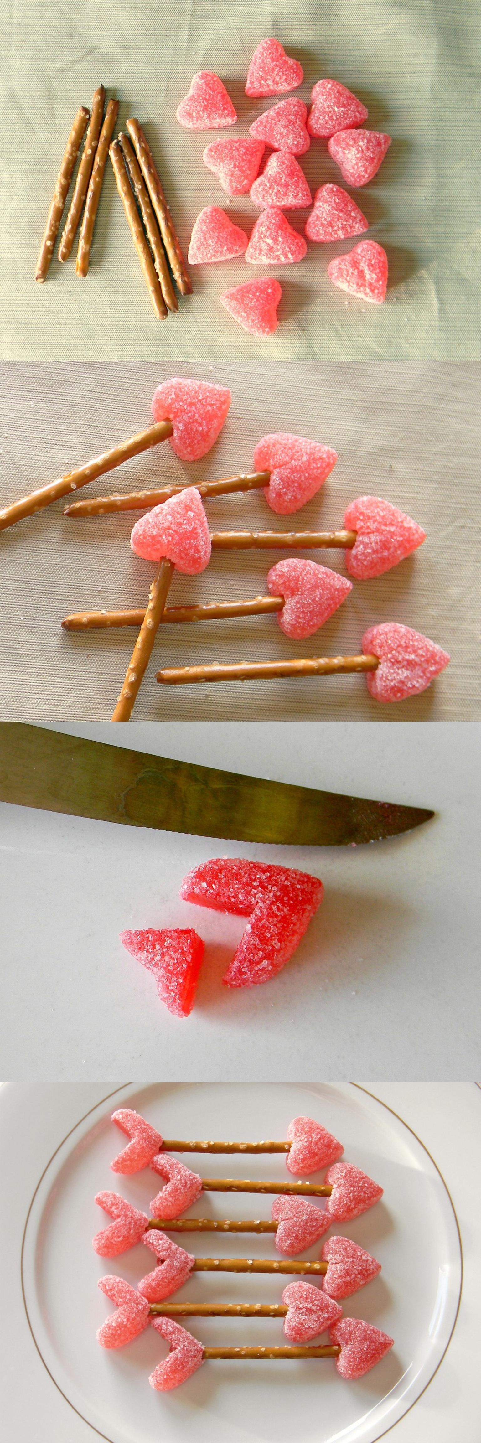 cupids arrows M Wonderful DIY Cupids Arrows