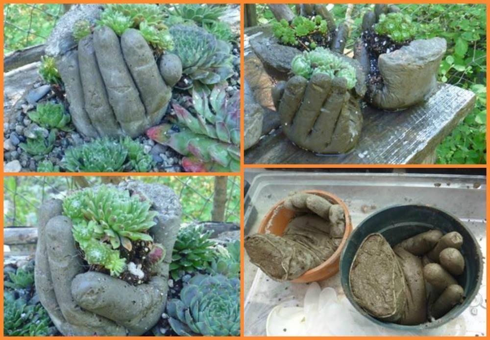 hands garden