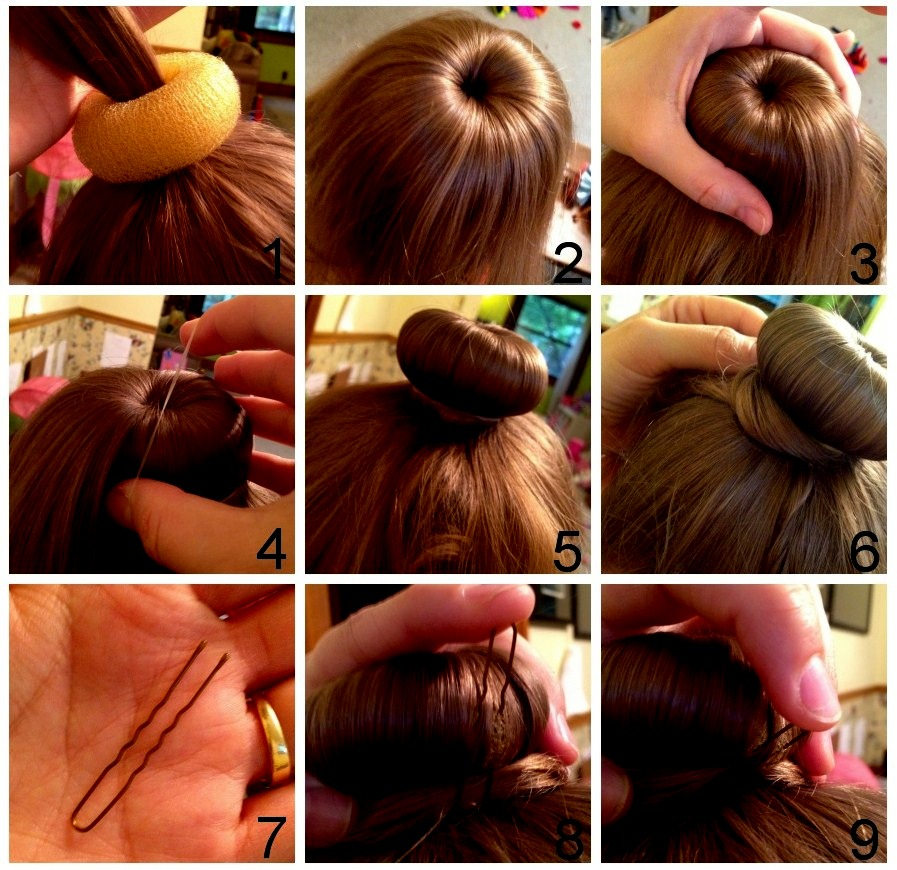 how to make a nice bun Wonderful making a  Perfect Ballet Bun