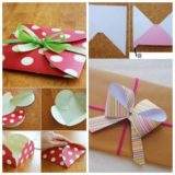Wonderful DIY Mini Gift Box And Bow