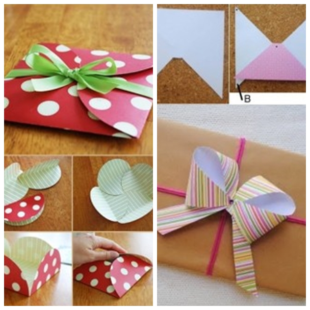 Wonderful Diy Mini Gift Box And Bow