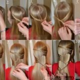 Wonderful DIY Special Snake Hairstyle