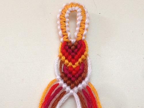 Wonderful Diy Leaves Friendship Bracelet