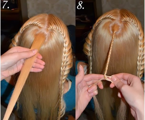 DIY-Beautiful-Braided-Hairstyle-4