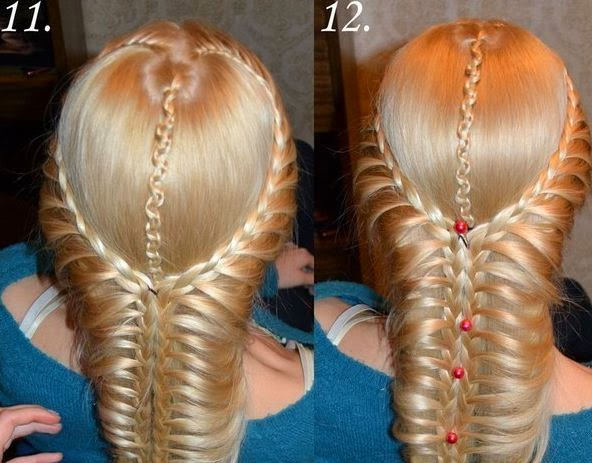 DIY-Beautiful-Braided-Hairstyle-6