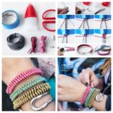 Wonderful DIY Fishtail Braid Friendship Bracelet