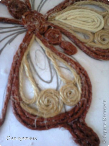 How-to-Make-Beautiful-Filigree-Butterfly-with-Yarn-9