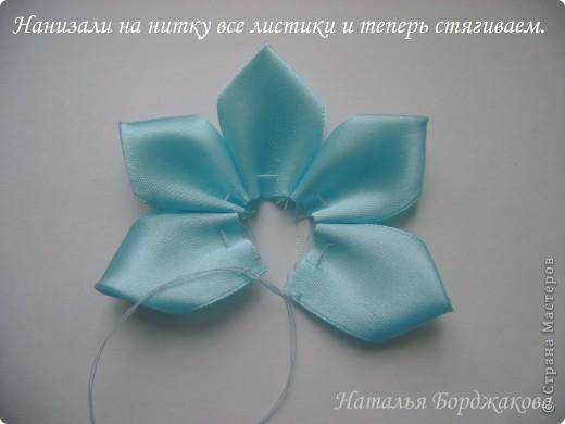 How-to-Make-Pretty-Satin-Ribbon-Hairband-9