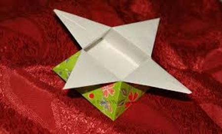 Origami Star Box 9-1