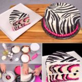 Wonderful DIY Pretty Zebra Cake