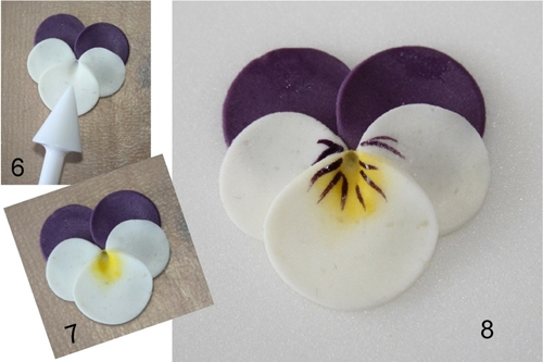 Polymer-Clay-Pansy-6