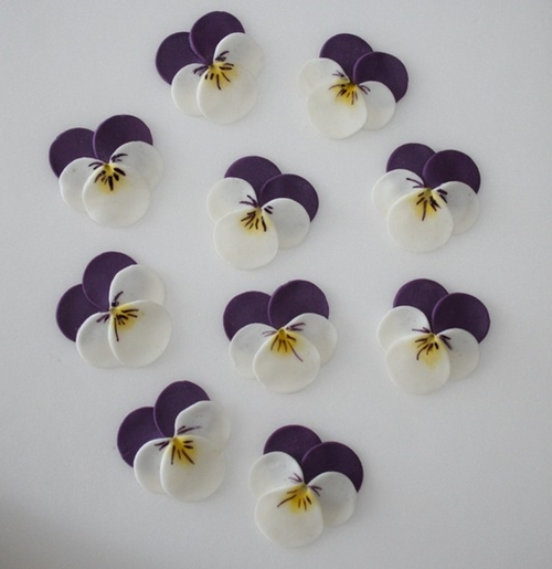 Polymer-Clay-Pansy-7