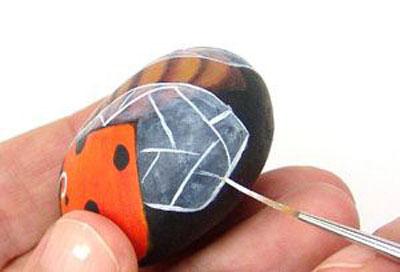 Rock Ladybug9-9