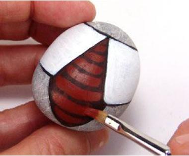 Rock Ladybug9