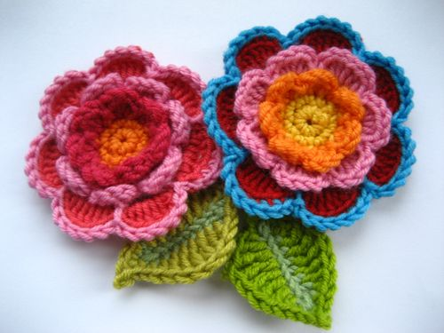 Triple Layer Flower00