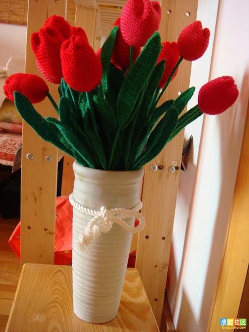 crocht-tulip