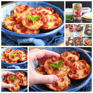 Woderful DIY Mini  Pizza