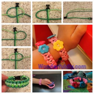 Wonderful DIY Paracord Friendship Bracelet