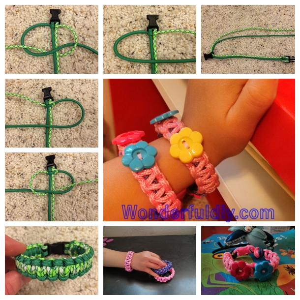paracord bracelet tutorial F Wonderful DIY Paracord Friendship Bracelet