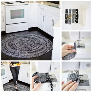 Wonderful DIY Rope Rug