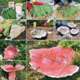 Wonderful DIY Sand Cast Birdbath