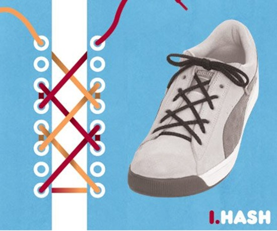 15 ways to tie your shoes7