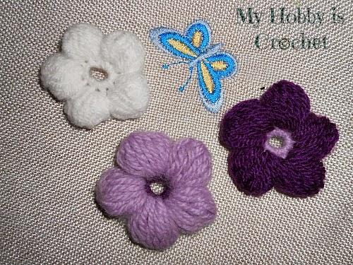 5 Petals Cluster Flower6