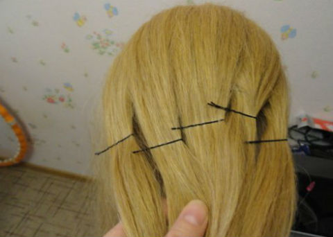 Braided Chain Pigtail Hairstyle 1 Wonderful DIY Braided Chain Hairstyle