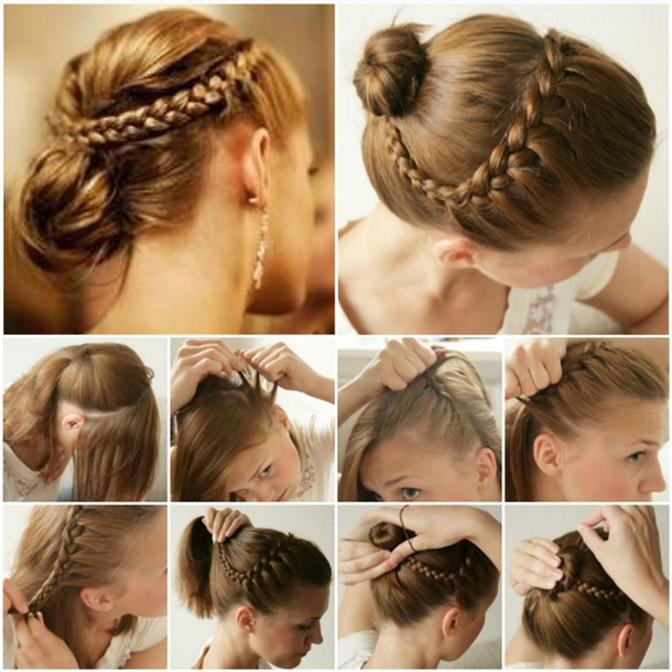 Braided-Hairdo F