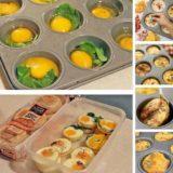 Wonderful DIY Delicious  Egg Muffins Breakfast