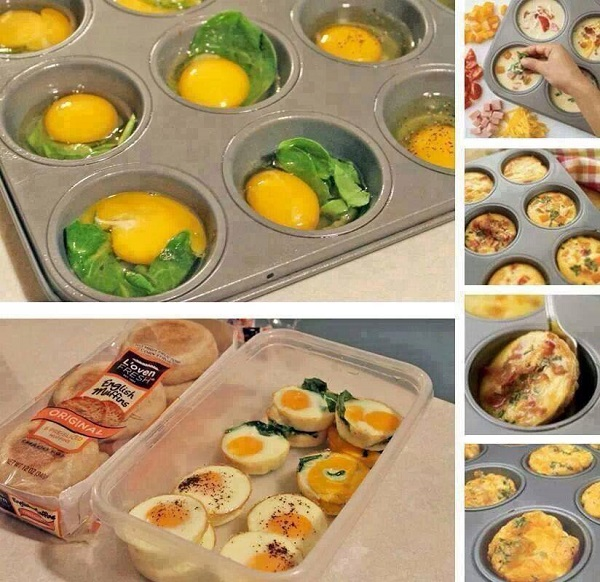 Breakfast Egg Muffins Wonderful DIY Delicious  Egg Muffins Breakfast