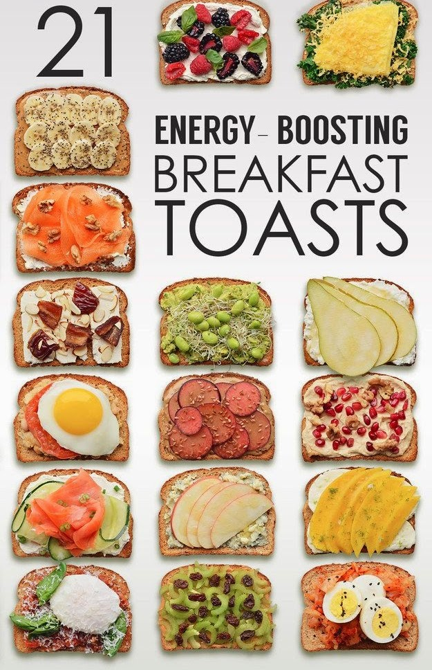 Creative Breakfast Toasts 0 Wonderful DIY 21 Creative Breakfast Toasts