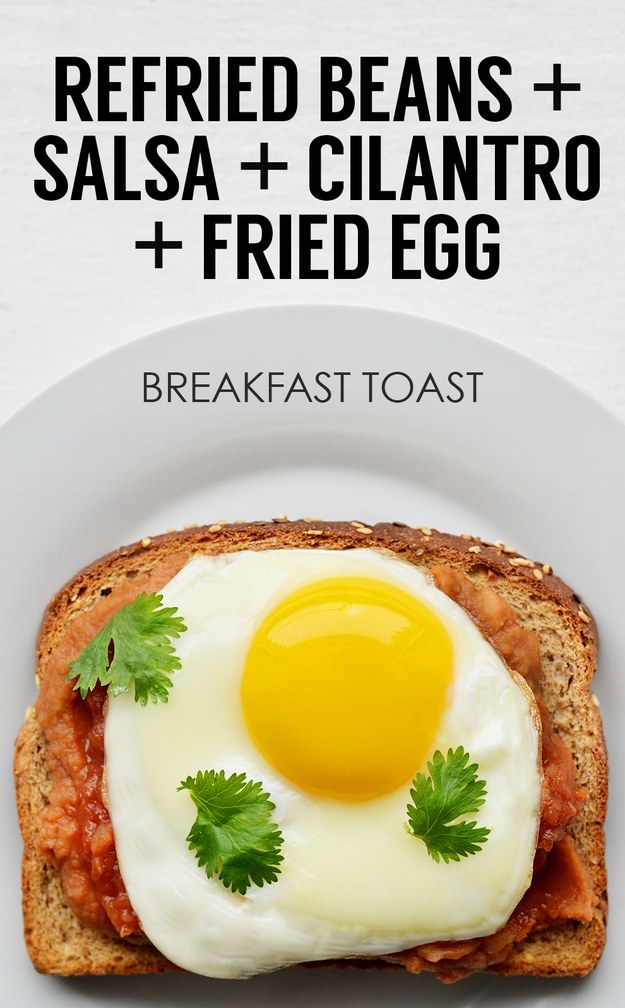 Creative Breakfast Toasts 1 Wonderful DIY 21 Creative Breakfast Toasts