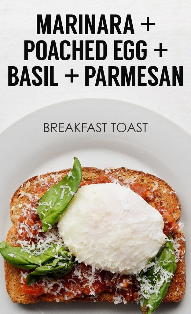 Creative Breakfast Toasts 11