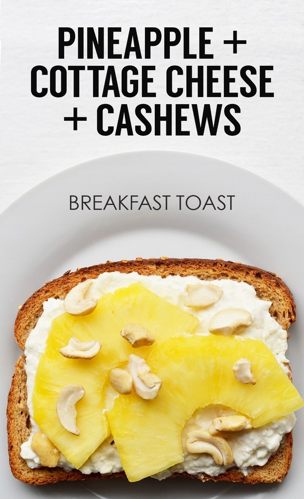 Creative Breakfast Toasts 16
